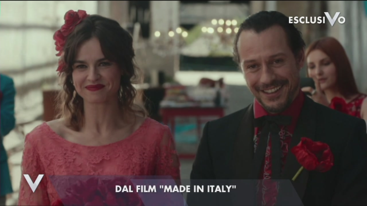 "Dal film ""Made in Italy"""