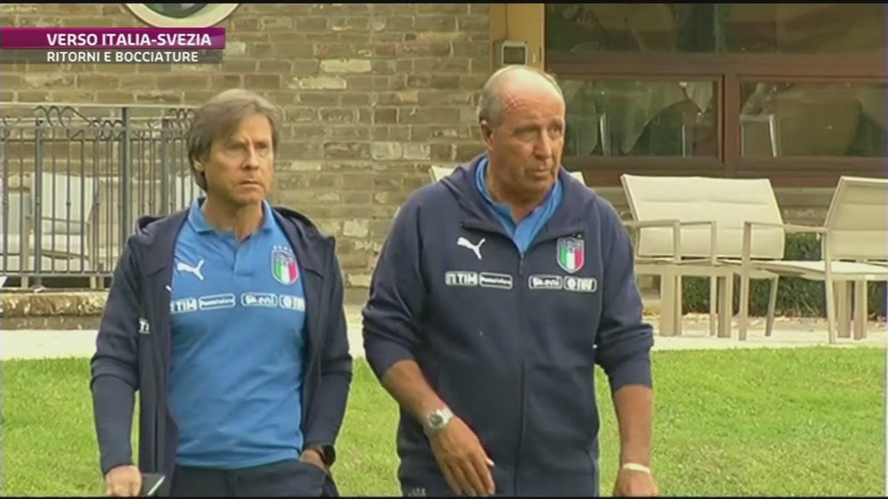 Italia, ritorni e bocciature