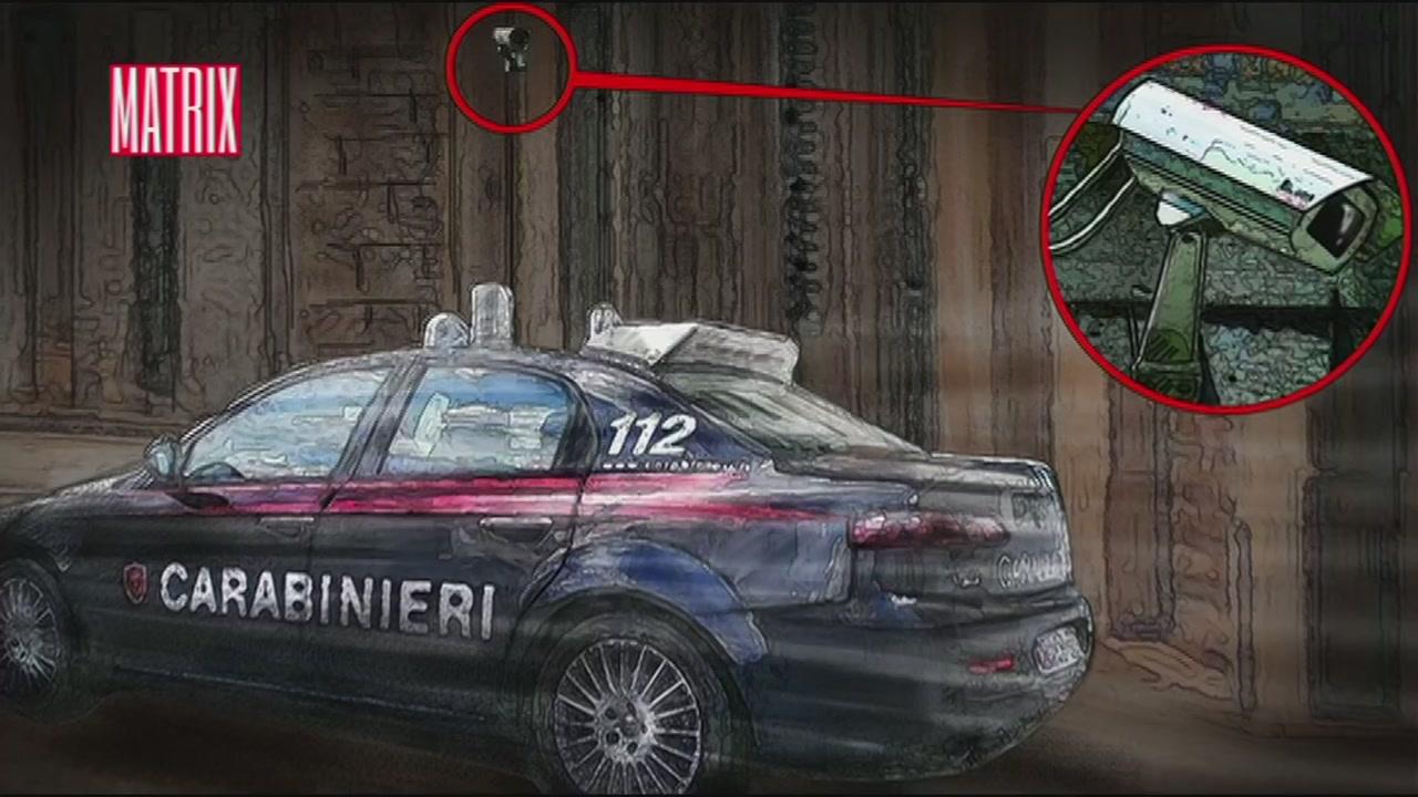 Carabinieri Firenze: la ricostruzione