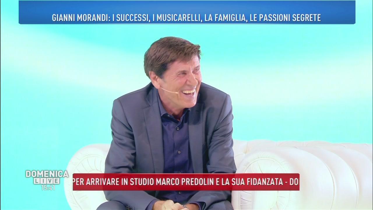 Le canzoni di Gianni Morandi