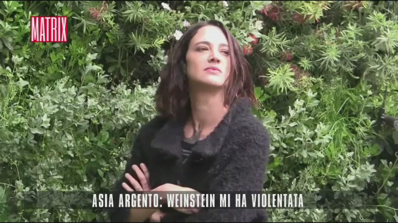 La denuncia di Asia Argento