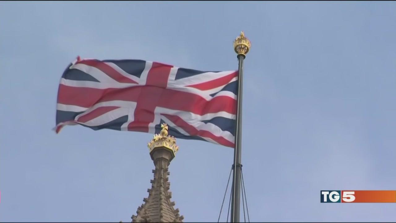 La Regina Elisabetta ha presentato il programma di governo