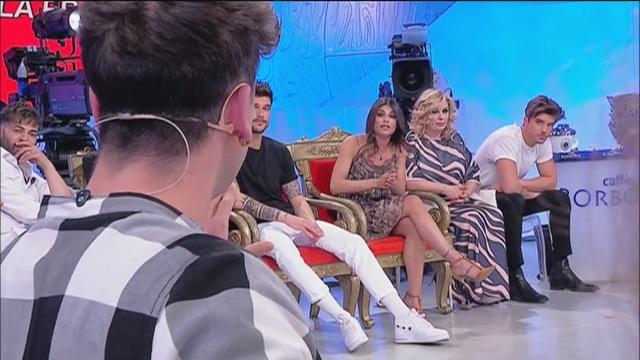 """Giulia: """"Manuel non fare la Natalia di turno!"""""""