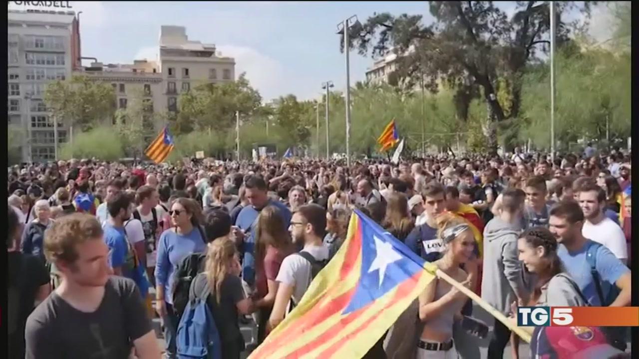 Catalogna e Madrid muro contro muro