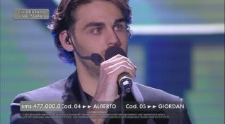 Alberto – La Finale – IV esibizione