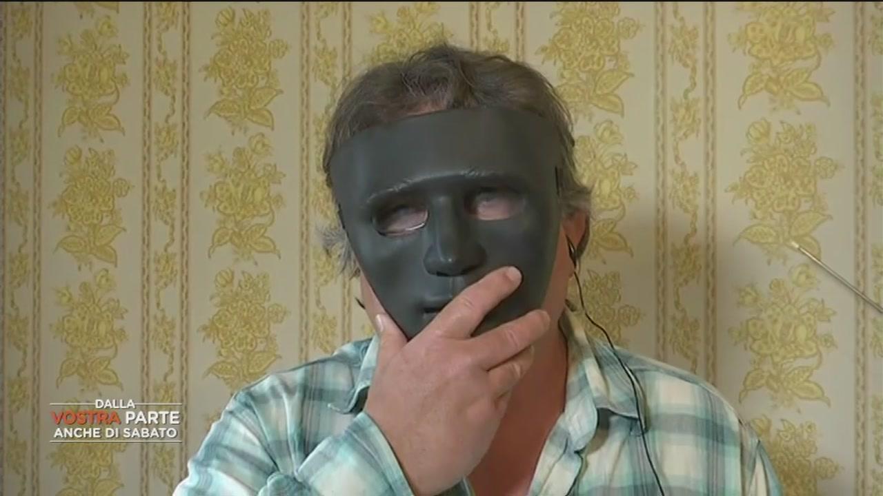 Il disoccupato mascherato