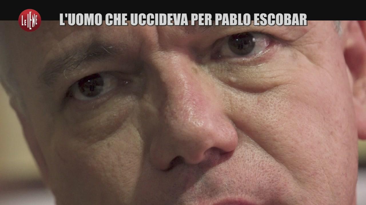 GOLIA: L'uomo che uccideva per Pablo Escobar