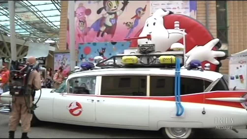 A Giffoni è il giorno dei Ghostbusters