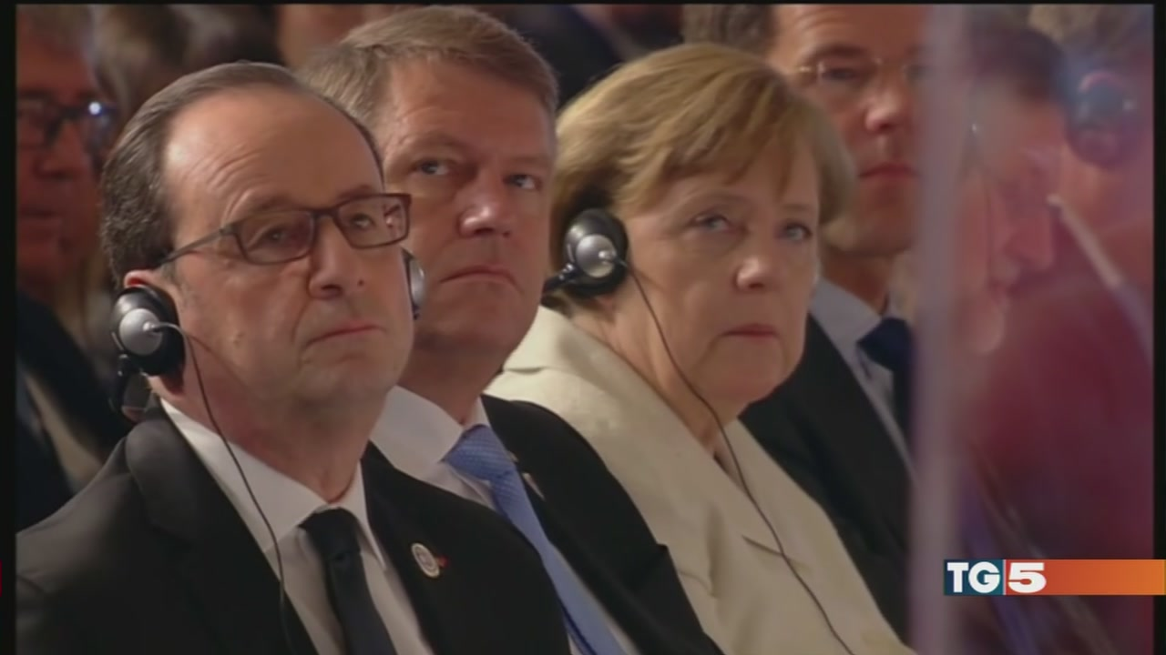 27 per rilanciare l'UE: grazie ai nostri padri