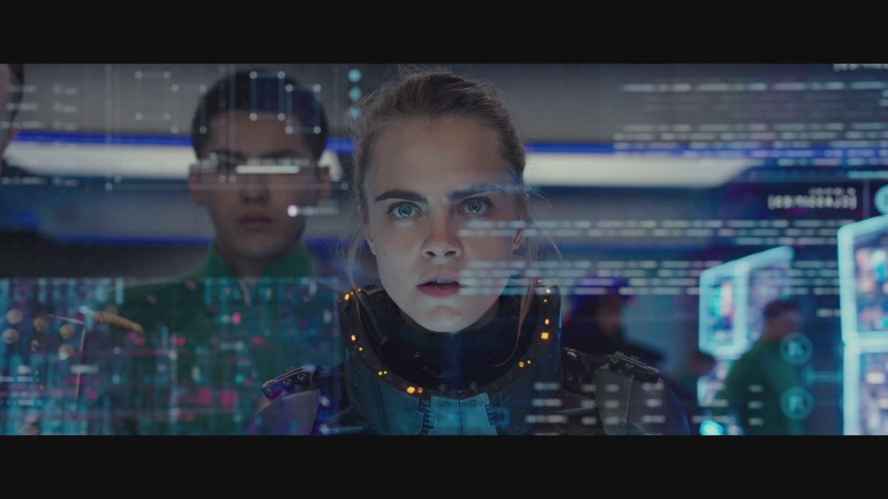 """""""Valerian"""", il mondo fantascientifico di Luc Besson arriva al cinema"""