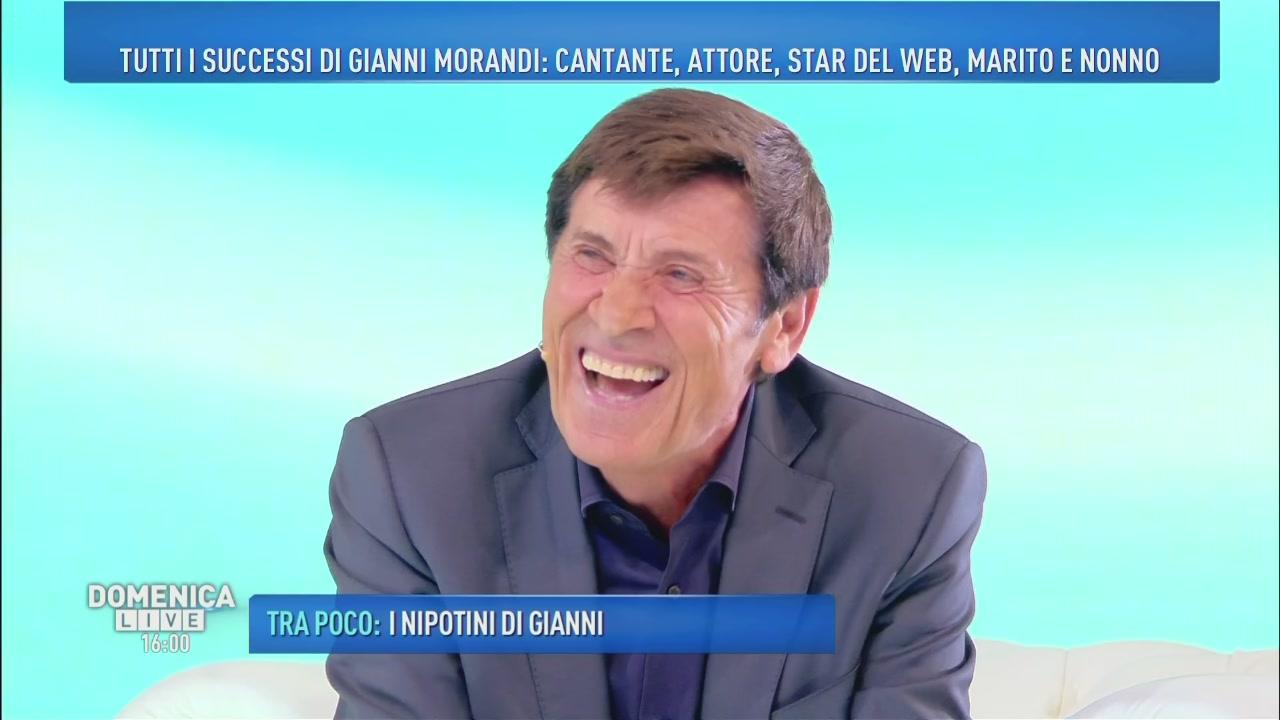 Nuovo successo per Gianni Morandi