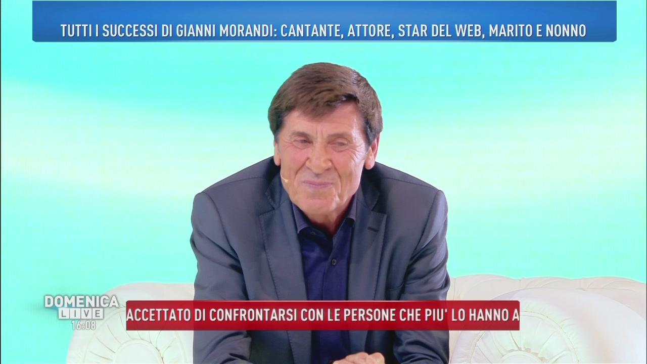Gianni Morandi nonno