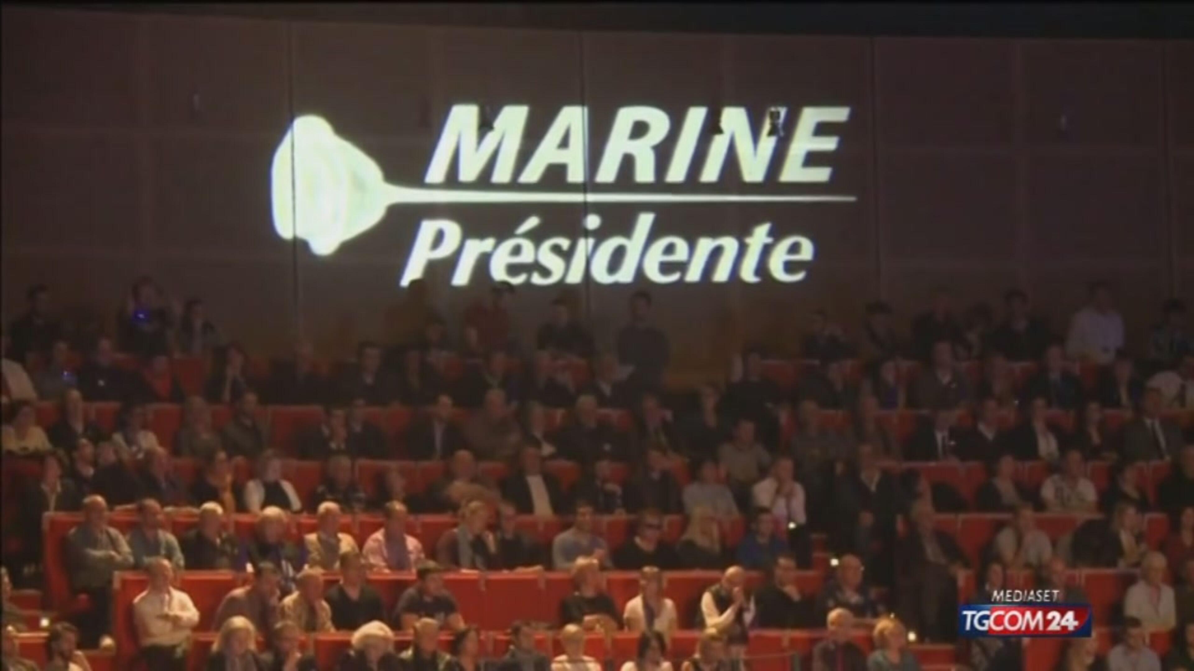 """Francia, ciclone Le Pen: """"Con me addio a Nato e Ue"""""""