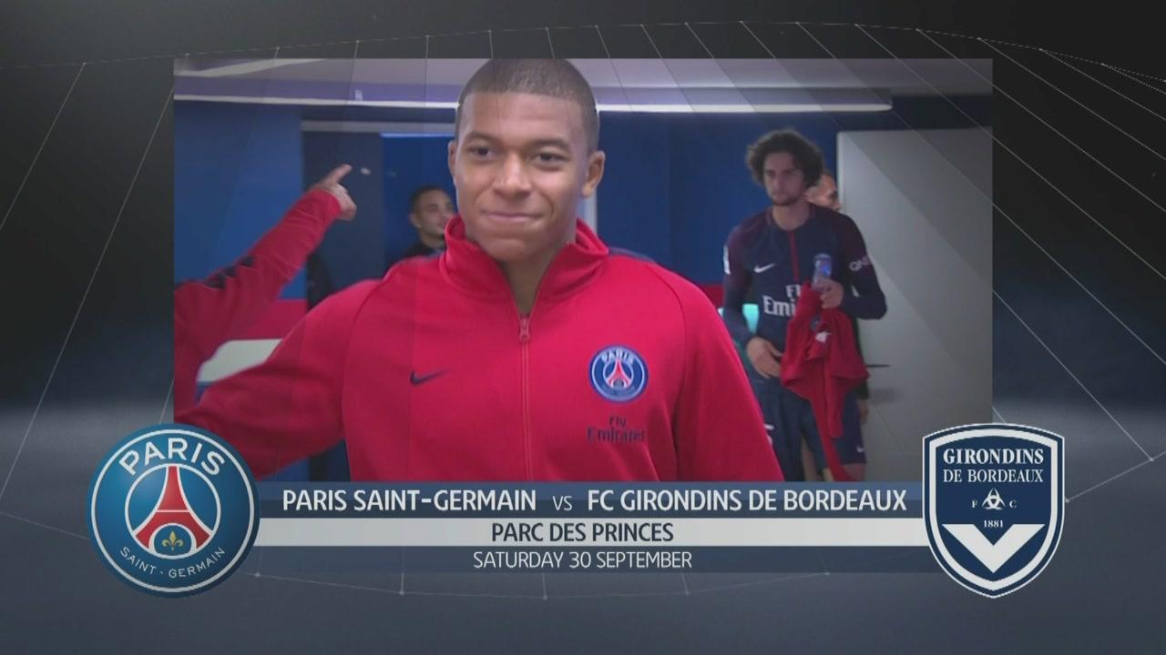 Paris SG-FC Girondins De Bordeaux 6-2
