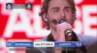 Alberto vs Giordana – La finalissima – XIII esibizione