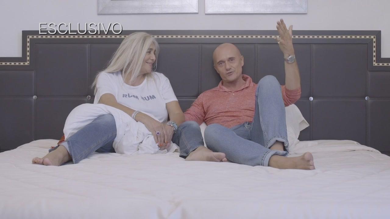 A letto con Mara Venier