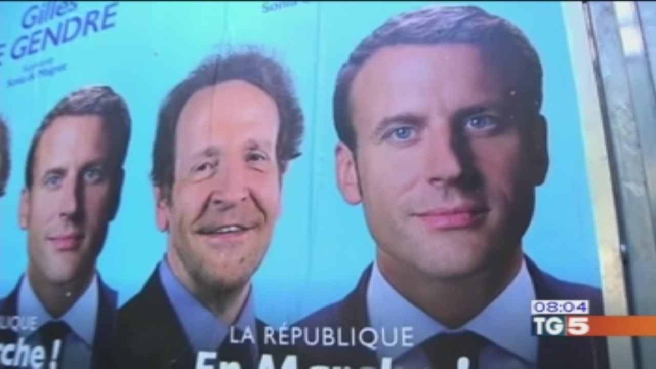 Macron punta al bis nelle urne