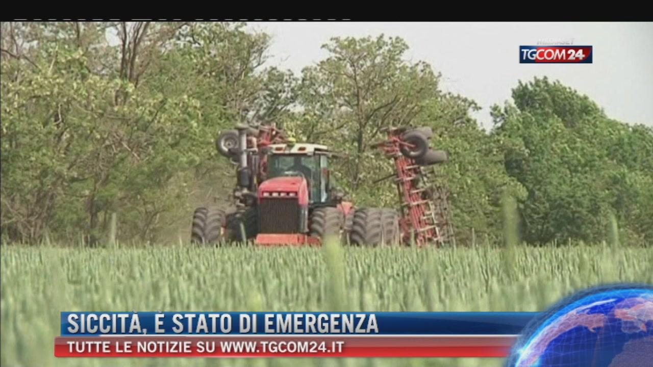 Manca l'acqua, dall'Emilia alla Sardegna è allarme siccità