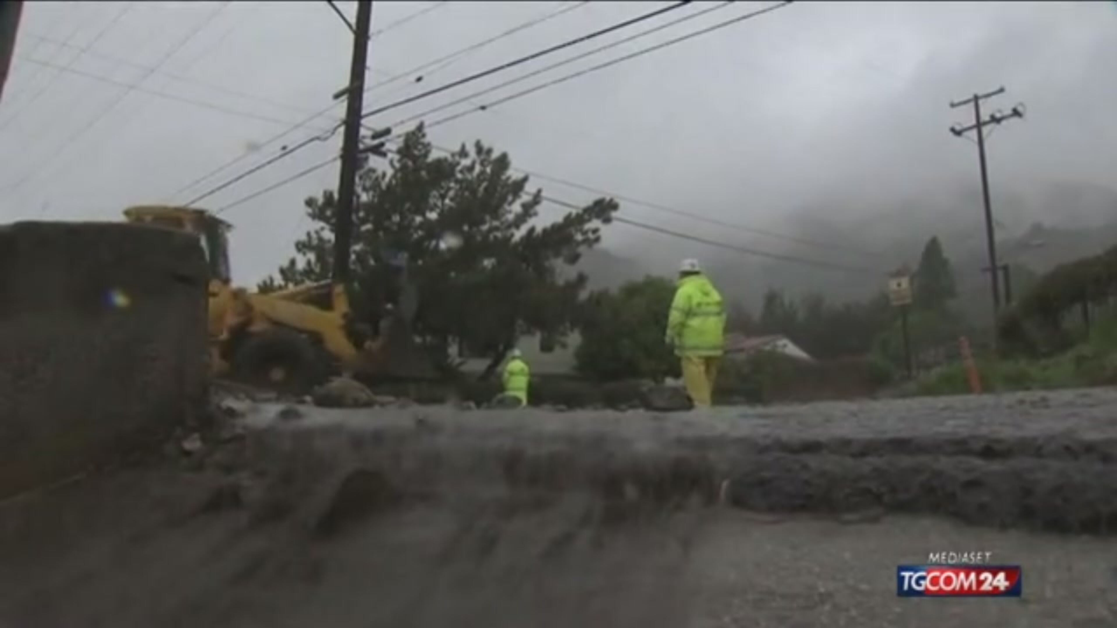 California senza mezze misure: dopo la siccità, l'alluvione