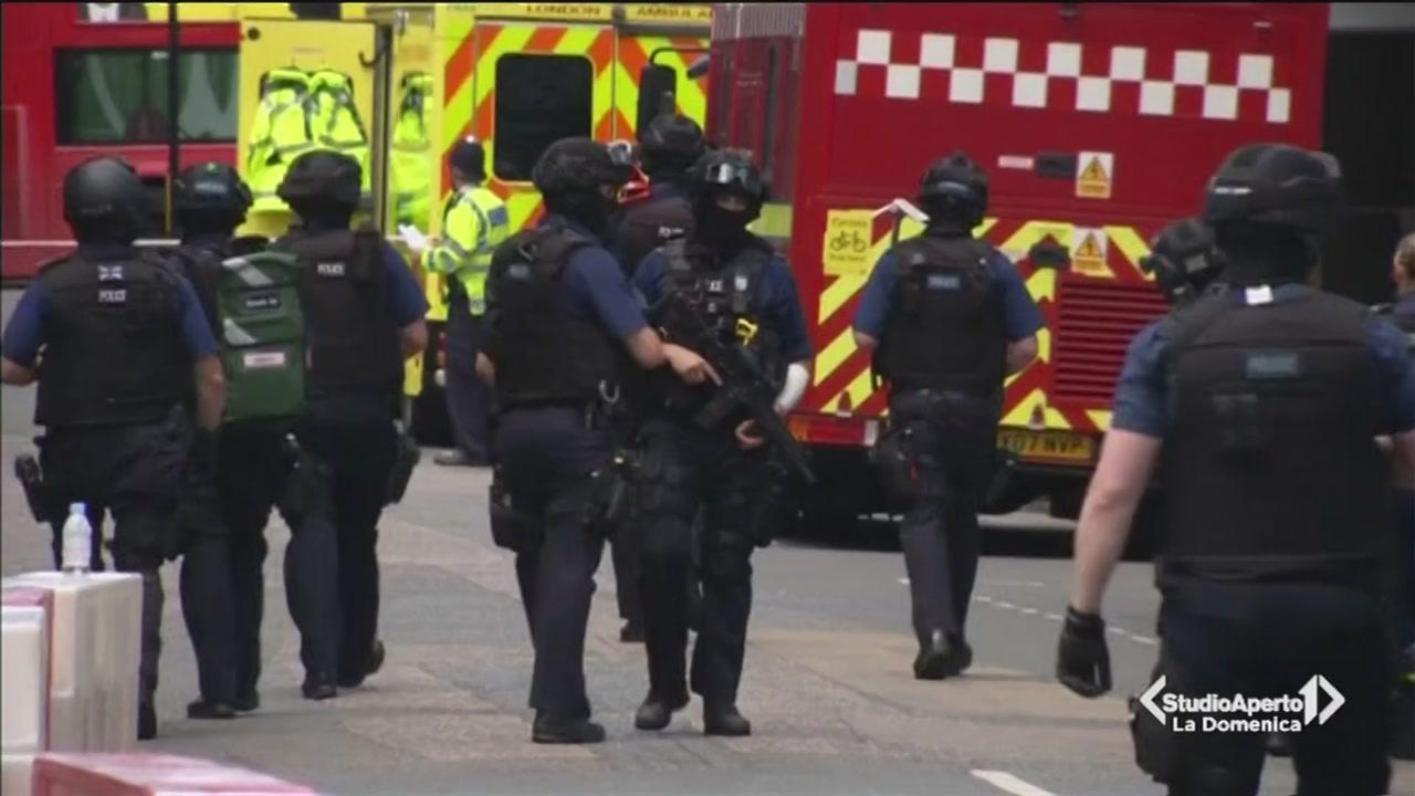 Londra di nuovo nel terrore