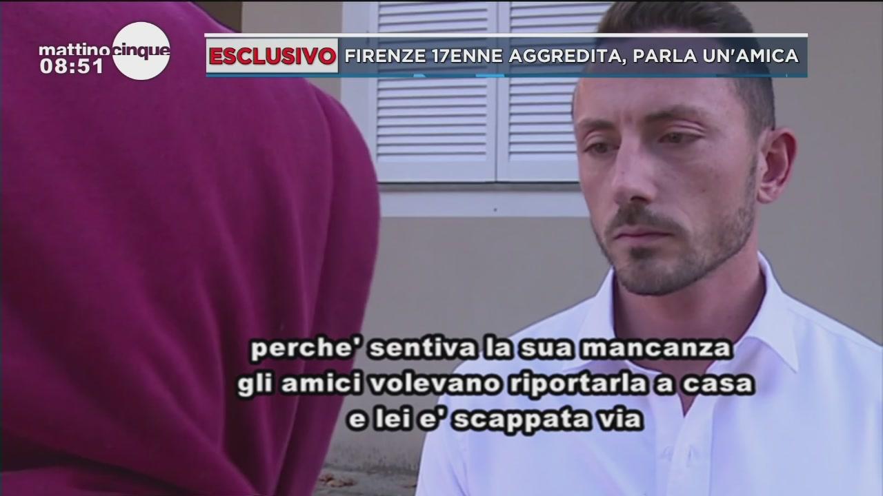 Firenze: parla un'amica della 17enne