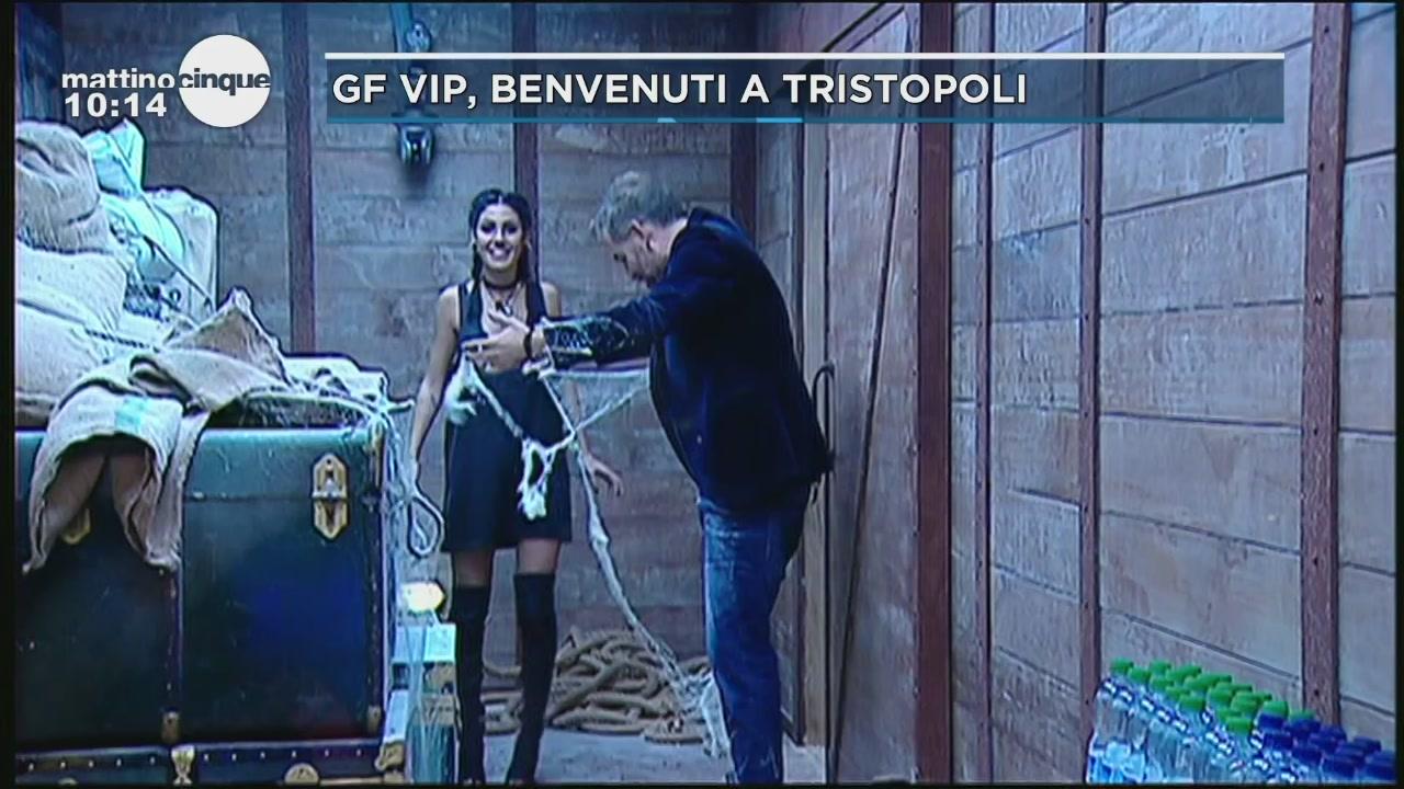 Giulia De Lellis e Daniele Bossari