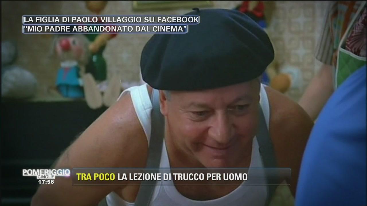 """""""Il cinema ha dimenticato Paolo Villaggio"""""""