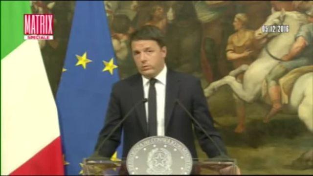 La parabola di Matteo Renzi