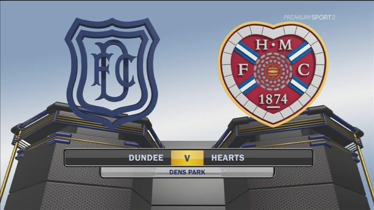 Dundee-Hearts 2-1