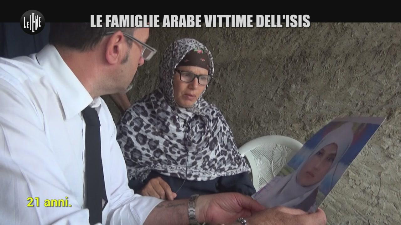 PELAZZA: Le famiglie arabe vittime dell'ISIS