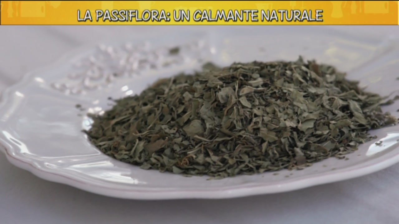 La passiflora, pianta del relax
