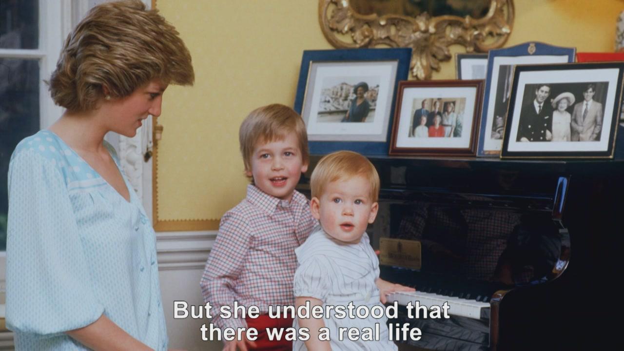 """""""Diana nostra madre: la sua vita, la sua eredità"""", il trailer del documentario"""