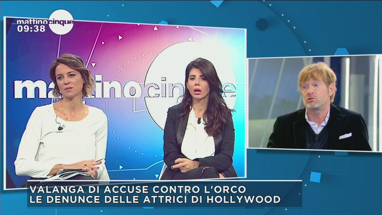 Abusi sessuali e molestie a Hollywood