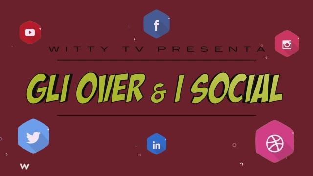 Gli Over e i social