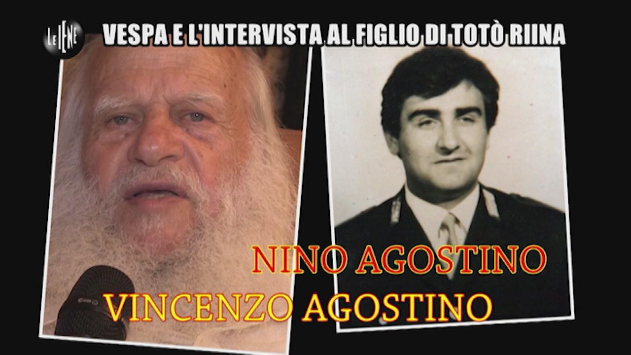 PASCA: Vespa e l'intervista al figlio di Totò Riina
