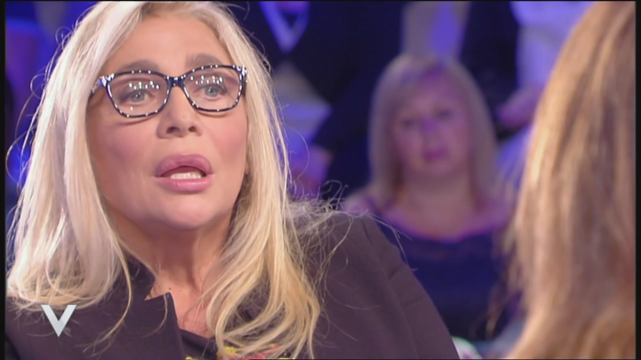 Mara Venier, tradita da Jerry Calà