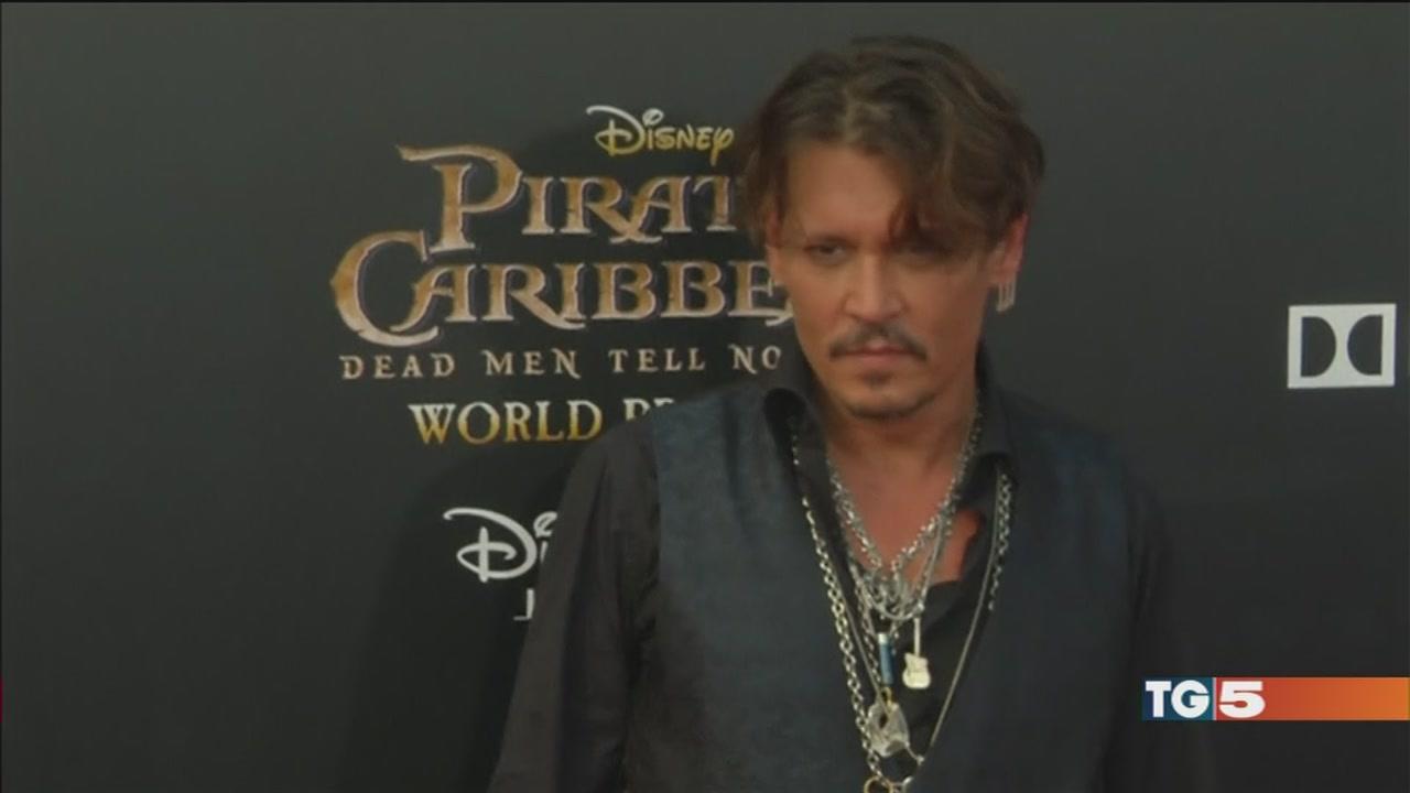 Continua la saga di Jack Sparrow