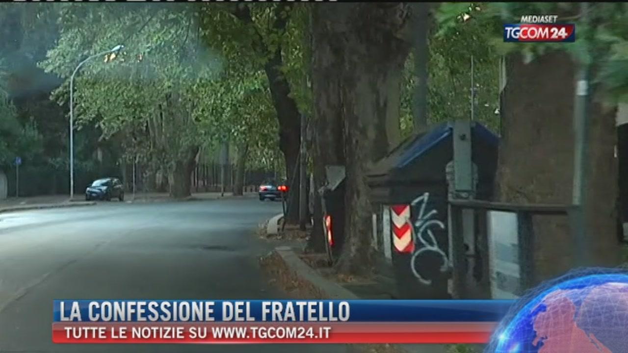Roma, donna fatta a pezzi: il fratello della vittima ha confessato