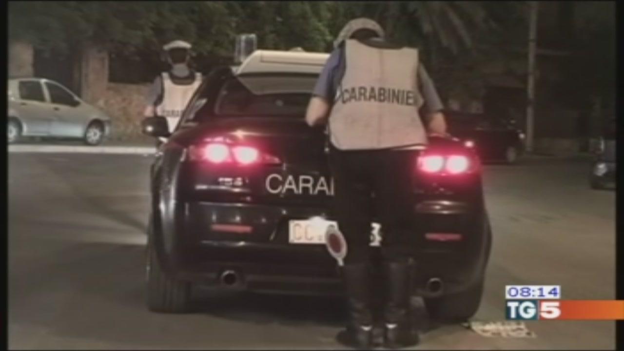Due carabinieri indagati per stupro