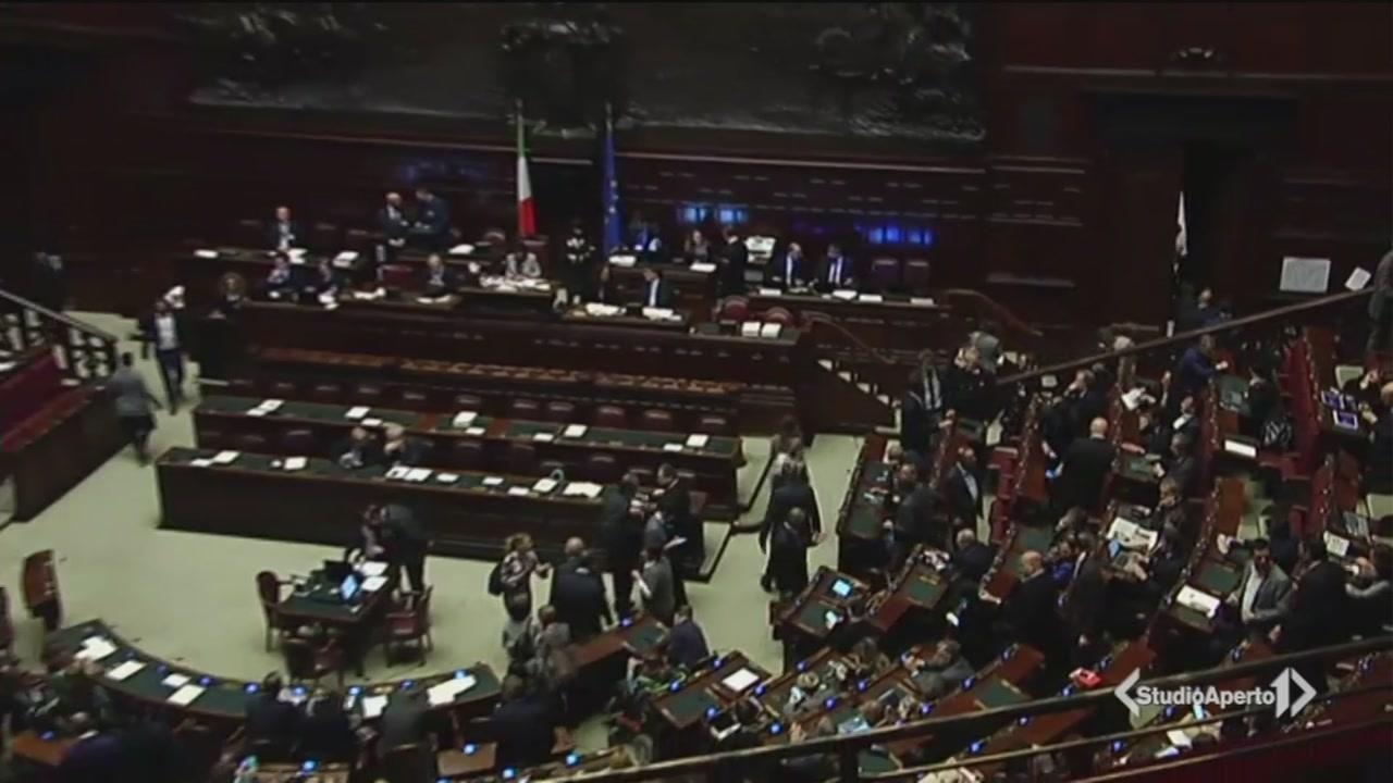 La legge elettorale in commissione