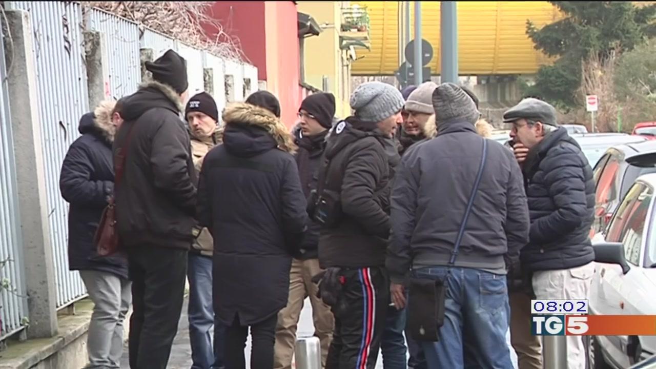 Morti sul lavoro manifestazione a Milano