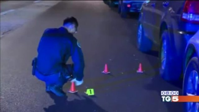 Il video dell'uccisione