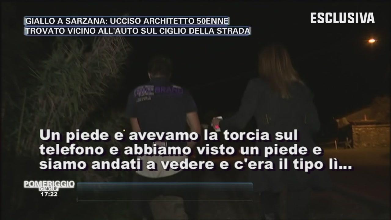 Giallo a Sarzana - Ucciso architetto 50enne
