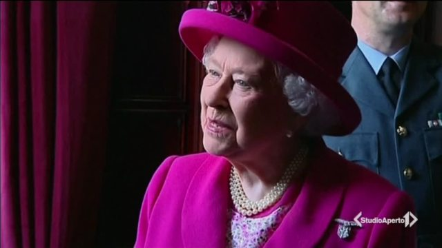 La salute della Regina Elisabetta