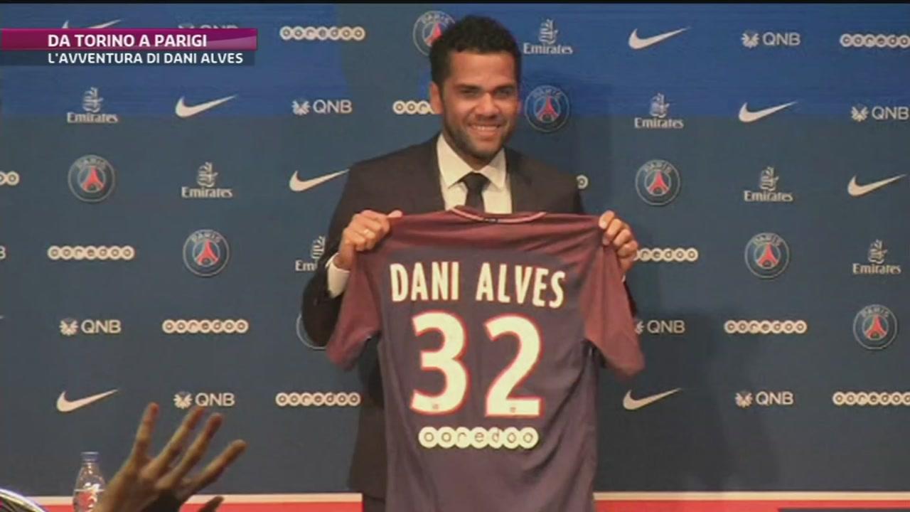 Dani Alves, frecciate alle Juve