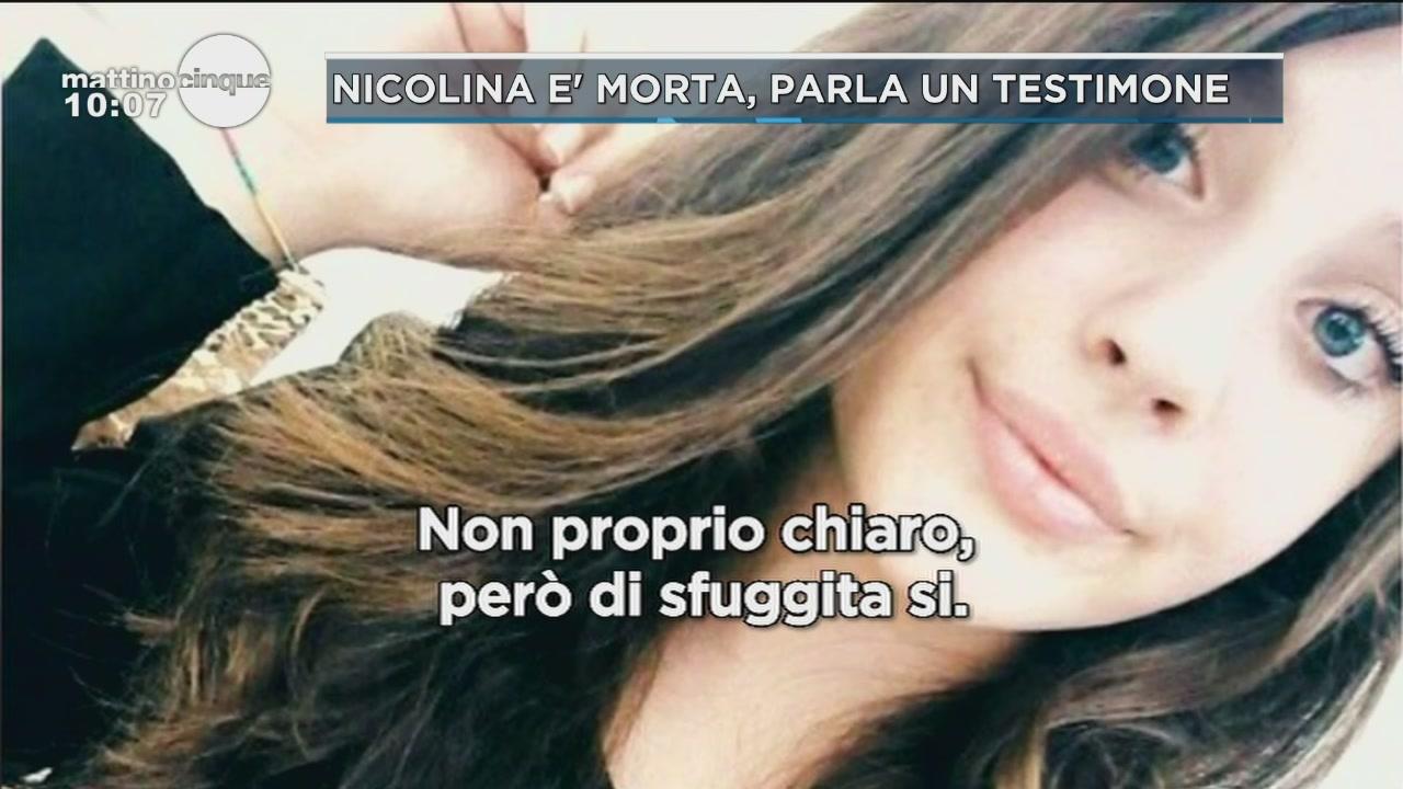 La tragedia di Nicolina: parla un testimone