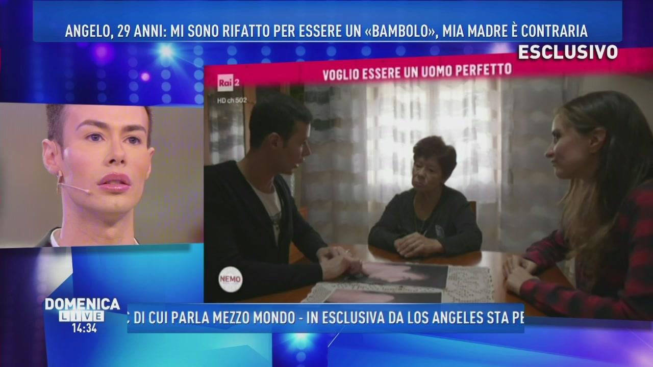 L'intervista alla mamma del Ken italiano