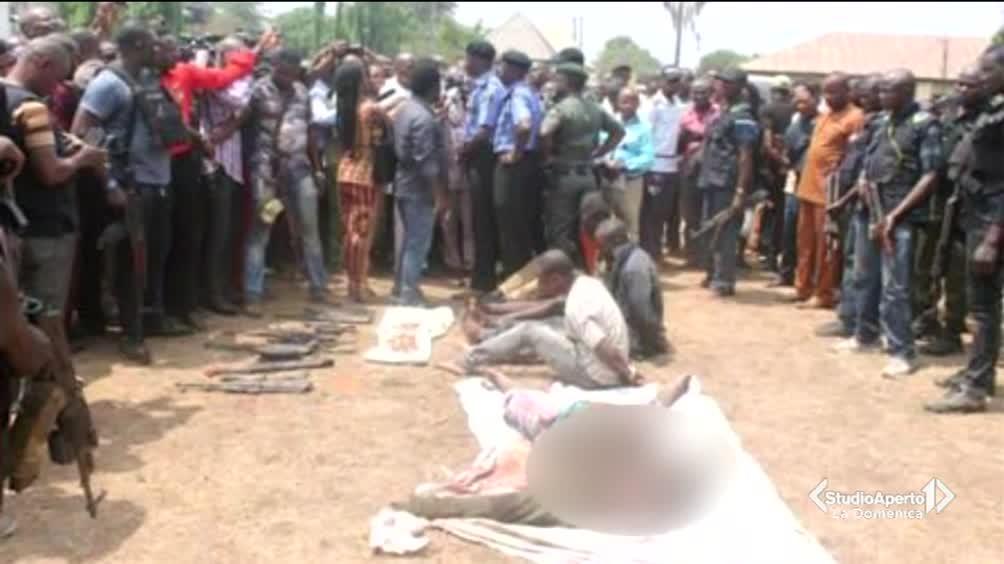 Ucciso il serial-killer che terrorizzava la Nigeria
