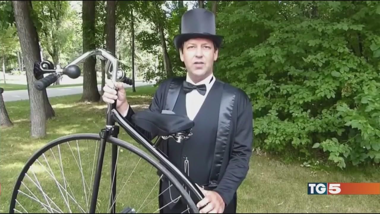 La bicicletta compie due secoli