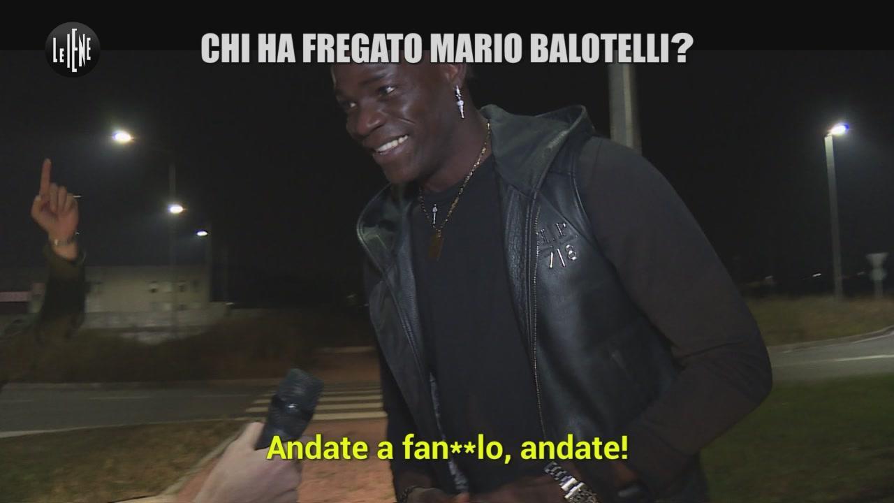 GAZZARRINI: Chi ha fregato Mario Balotelli?
